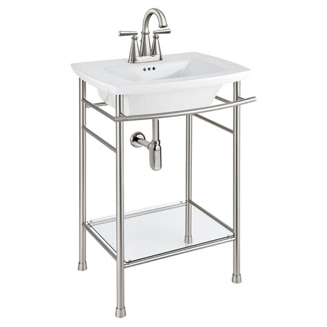 Virtual Home Design Lowes by Edgemere Console Sink Legs American Standard