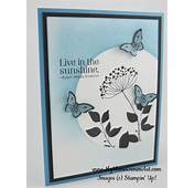 11 Best Images About Silhouette Spray Stamp Cards On