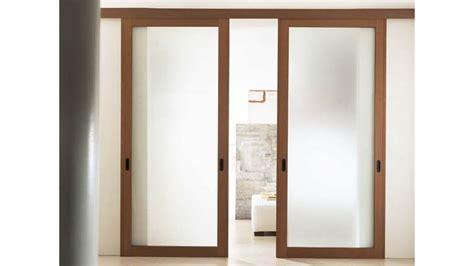porte in vetro e legno porte scorrevoli vetro e legno