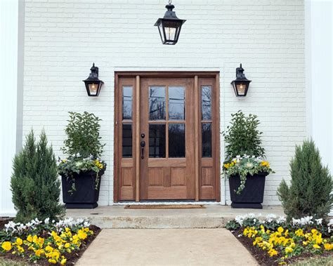 fixer upper outdoor lighting a fixer upper dilemma classic and traditional vs new and
