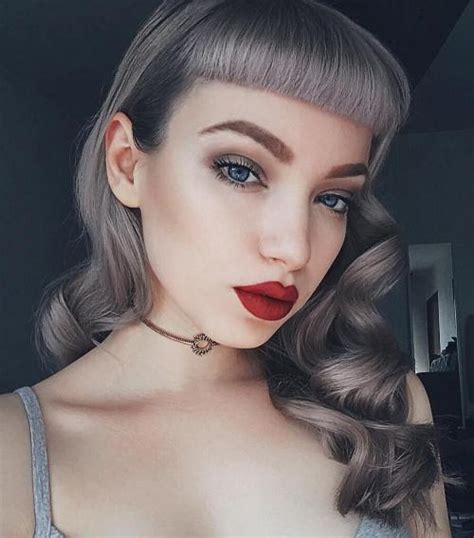 Pin Up Hairstyles With Bangs 40 pin up hairstyles for the vintage loving