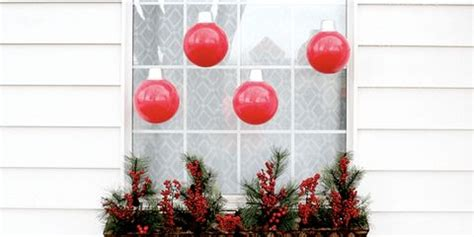 christmas window decorating ideas decorations