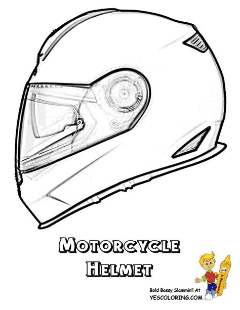 images  mighty motorcycle coloring pages