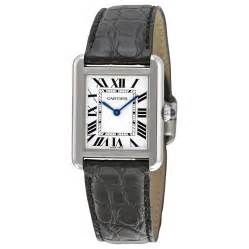 cartier tank steel small w5200005 tank