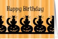 happy halloween birthday images birthday on halloween cards from greeting card universe