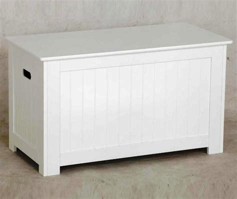 white wood storage bench seat ideal white wood storage