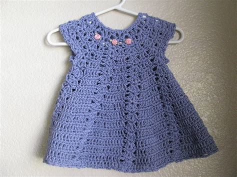Pattern Crochet Baby Dress | my latest project my first crocheted baby dress finished
