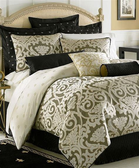 waterford bedding waterford bedding pomona comforter black