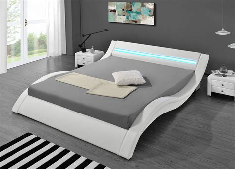 Design Lit by Lit Design Led Blanc Kalitea Lit 224 Leds Avec T 233 L 233 Commande
