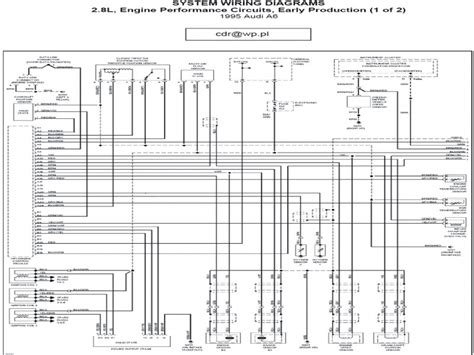 2002 audi a6 wiring diagram wiring diagrams wiring