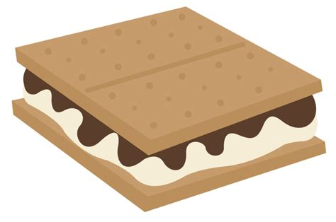 more clipart best smores clip 9534 clipartion