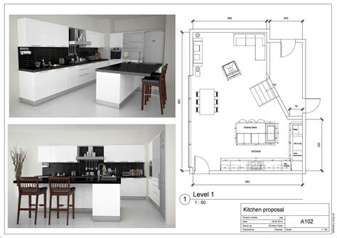 Kitchen Design And Layout Small Kitchen Layouts Deductour