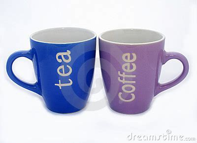 Tea And Coffee Mugs Royalty Free Stock Images   Image: 5835519