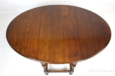 oval drop leaf antiques atlas oak gateleg drop leaf oval dining table