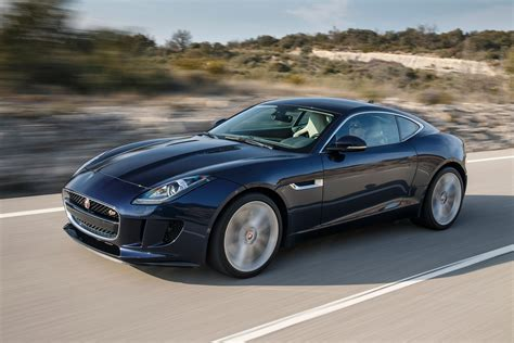 f type coupe will lead jaguar land rover premium car assault