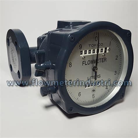Jual Tokico Flow Meter jual flow meter tokico 3 4 inch flow meter tokico