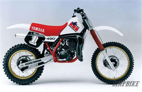 two stroke motocross bikes for sale mx history the yz400 two stroke dirt bike magazine