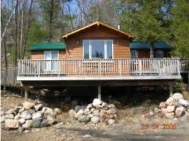 Six Foot Bay Cottages by Cottage Link Ontario Cottage Rental On30606