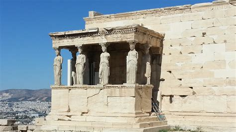 athena s athena s temple at the acropolis randy mayfield