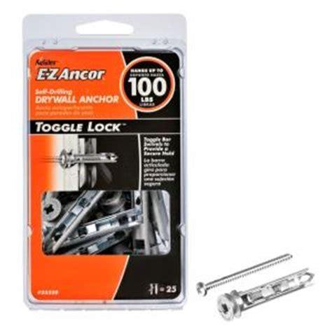 e z ancor toggle lock 100 pan self drilling heavy