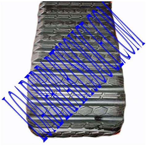 footprint rubber st asv st50 tracked utility vehicle rubber track