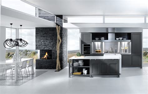 divine grey kitchen designs  contemporary style