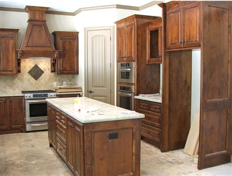 alder wood kitchen cabinets dark knotty alder kitchen cabinets quicua com