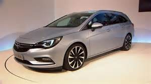 Opel Astra Sport Tourer 2017 Opel Astra Sports Tourer Car Photos Catalog 2017