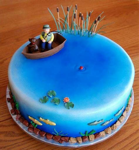 fishing boat cake grooms cake getting hitched pinterest cake birthday