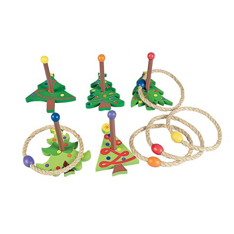 images of christmas ring christmas tree ring toss game oriental trading