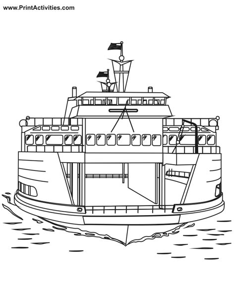 veer boat definition boat coloring pages 2 t8ls