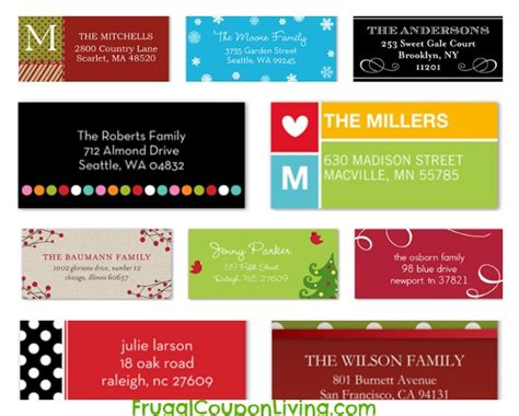 Where Can You Buy Shutterfly Gift Cards - free address labels or gift tags from shutterfly