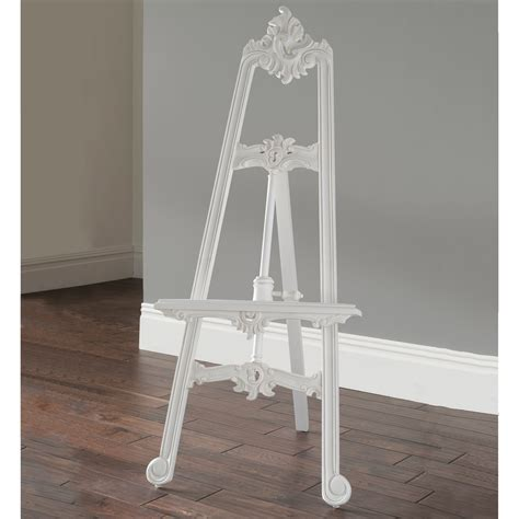 antique french style easel home accessories homesdirect