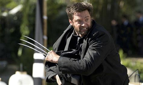 main actor in wolverine hugh jackman says next wolverine movie will be his last