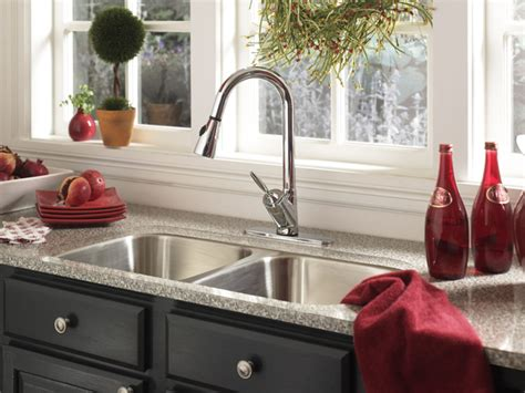 kitchen sinks and faucets the kitchen faucet and sink combo orbit supply