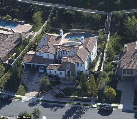 jenner into plush new 2 7m house with help