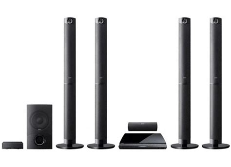 home theater system with wireless speakers sony dav sz1000w region free home theater system