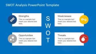 animated swot analysis powerpoint template slidemodel