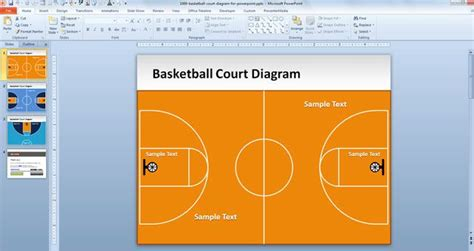download layout bb powerpoint templates free download basketball choice image