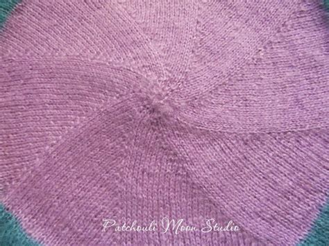 knit a circle patchouli moon studio knitting in flat circles