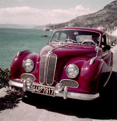 bmw geschichte bmw geschichte geschichte des autobauers 1912 bis 1998