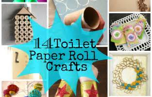 crafts using toilet paper rolls 14 toilet paper roll crafts