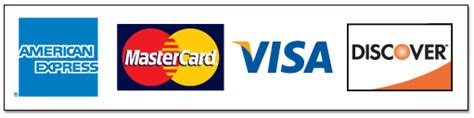 credit card stickers for business b company check will be also accepted if new customer