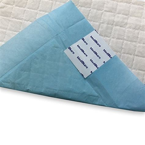 Disposable Bed Mats For Adults - medokare disposable incontinence bed pads hospital 1500ml