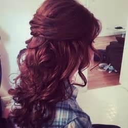 20 beautiful half up half hairstyles