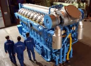 Rolls Royce Gas Engine Overcoming Methane Slip Rolls Royce Marine Builds Spark