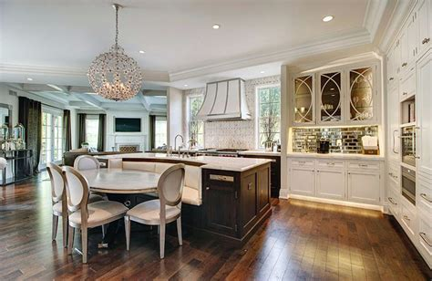 kitchen island with cabinets and seating beautiful kitchen islands with bench seating designing idea