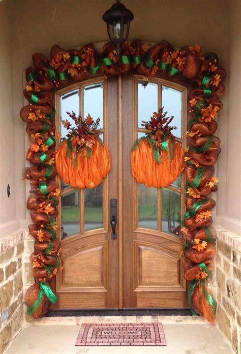 image result  hanging garland  front door