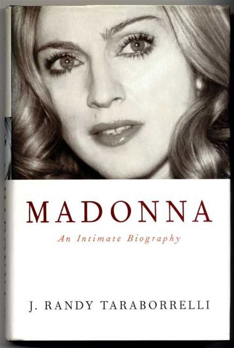 madonna picture book madonna an intimate biography hardback book