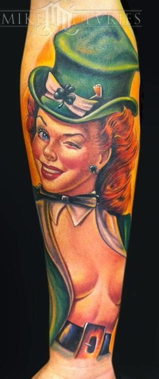 images tattoo pin up mike devries tattoos realistic pin up tattoo
